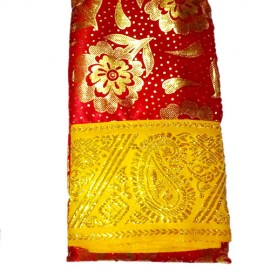 Ammavari Sarees(Red)